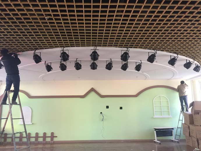 影剧院背景音乐系统建设
